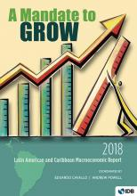 2018 Latin American and Caribbean Macroeconomic Report